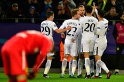 Tottenham Hotspur Champions League Borussia Dortmund 21112017