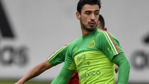 Oswaldo Alanís Selección Mexicana 040118