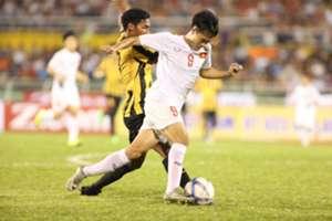 Văn Toàn - U23 Việt Nam