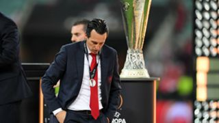 Unai Emery Arsenal Chelsea Europa League 2019