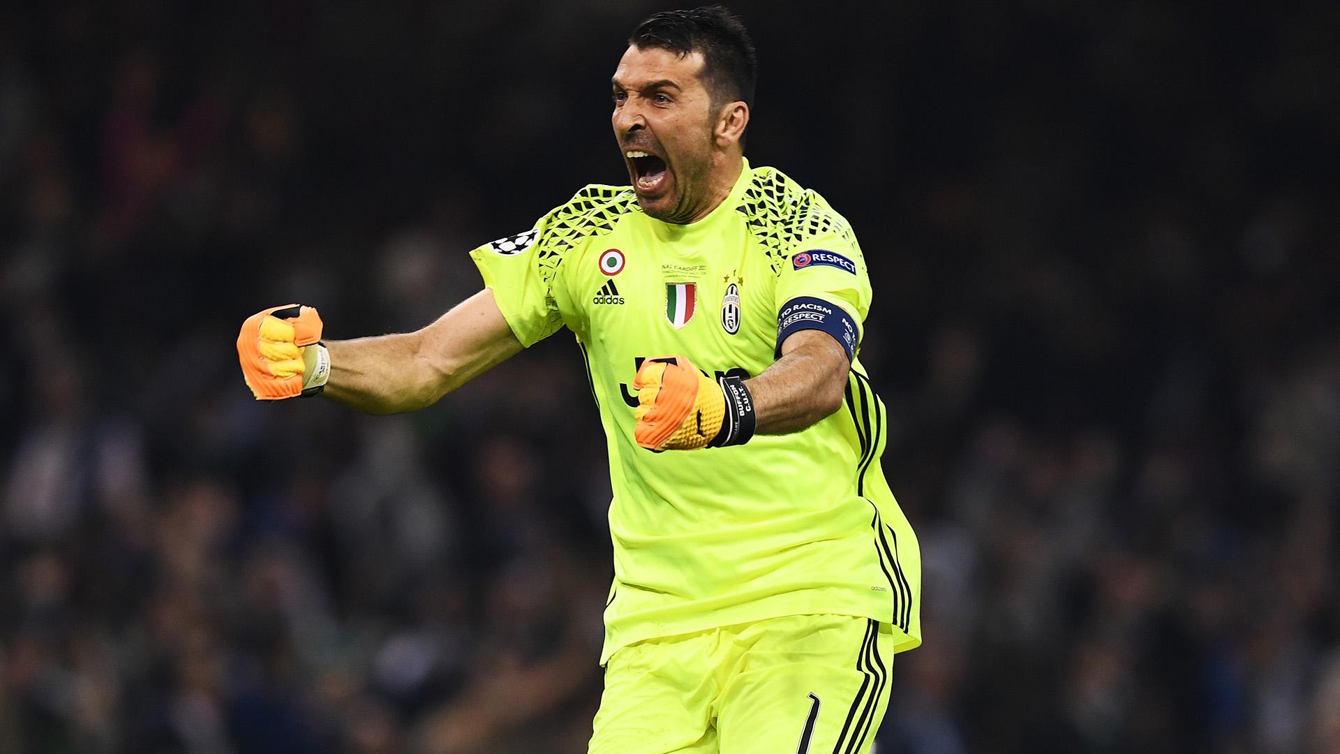 Juventus - Buffon: