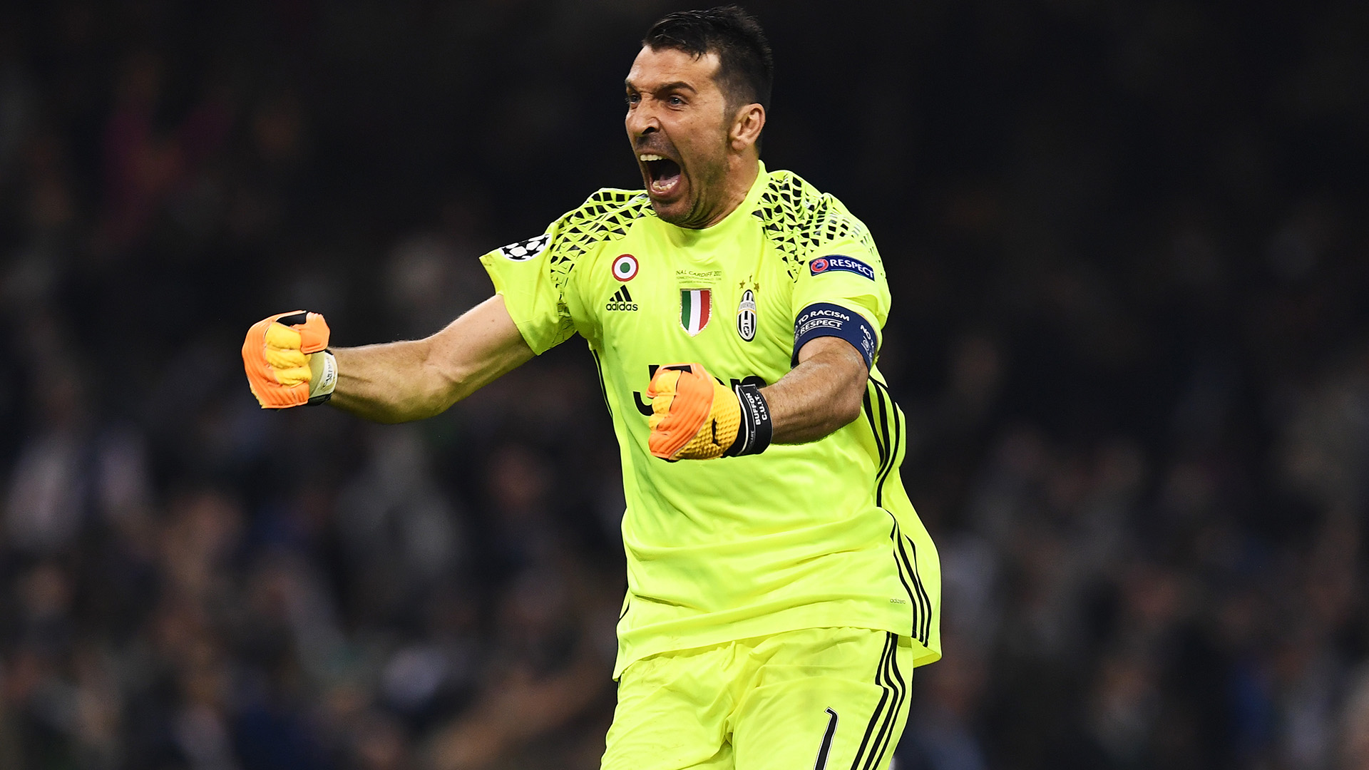 Buffon consiglia la Juventus: