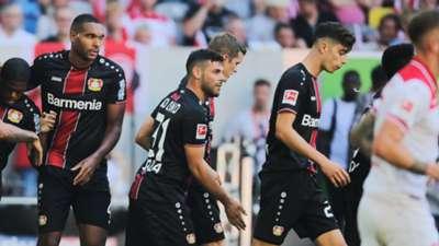 Fortuna Düsseldorf Bayer Leverkusen 2019