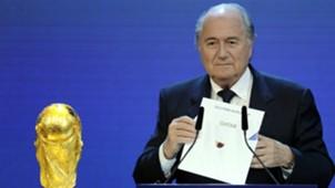 Sepp Blatter Qatar World Cup 2022