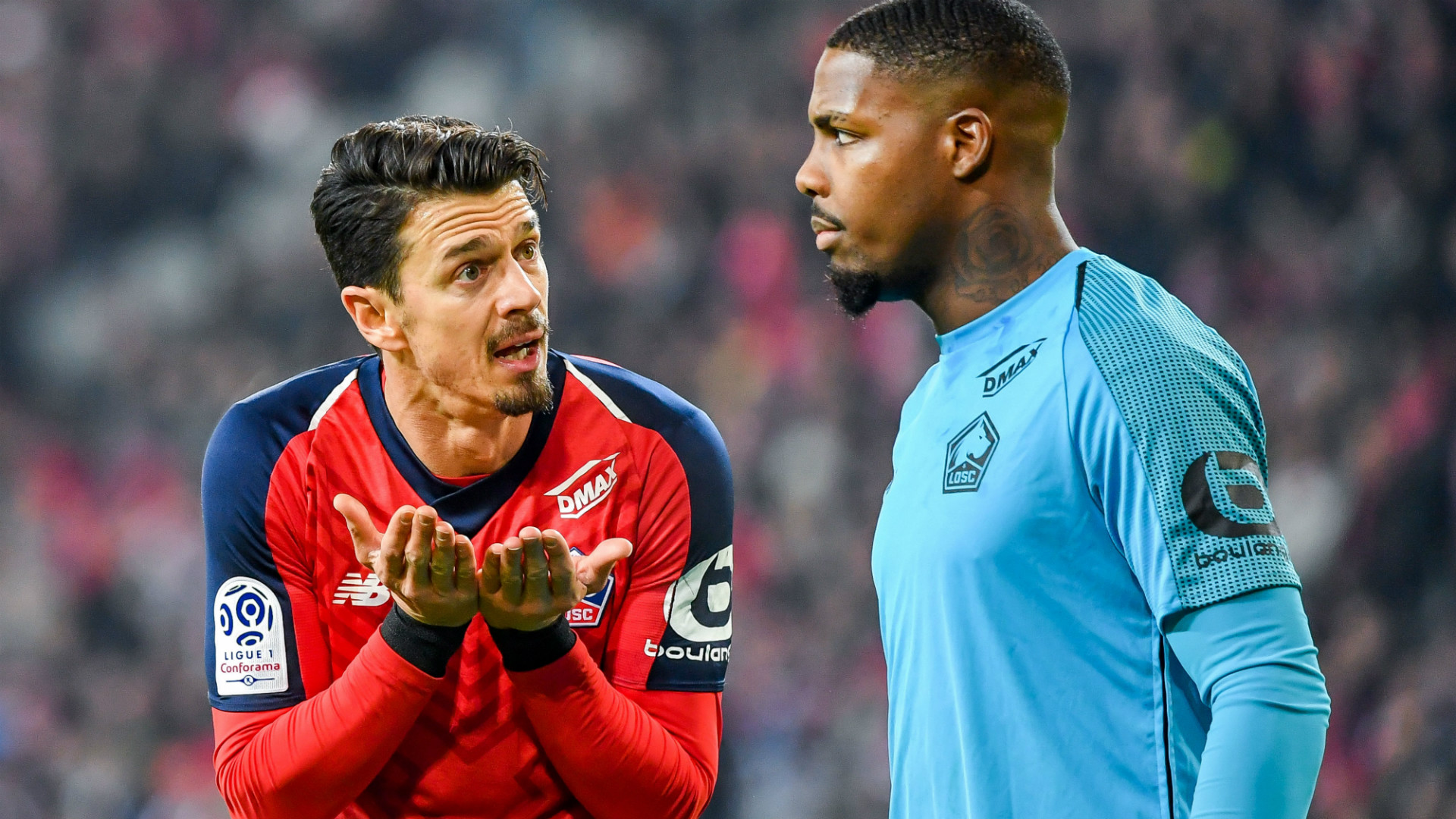 Lille vs. Paris Saint-Germain - Football Match Report