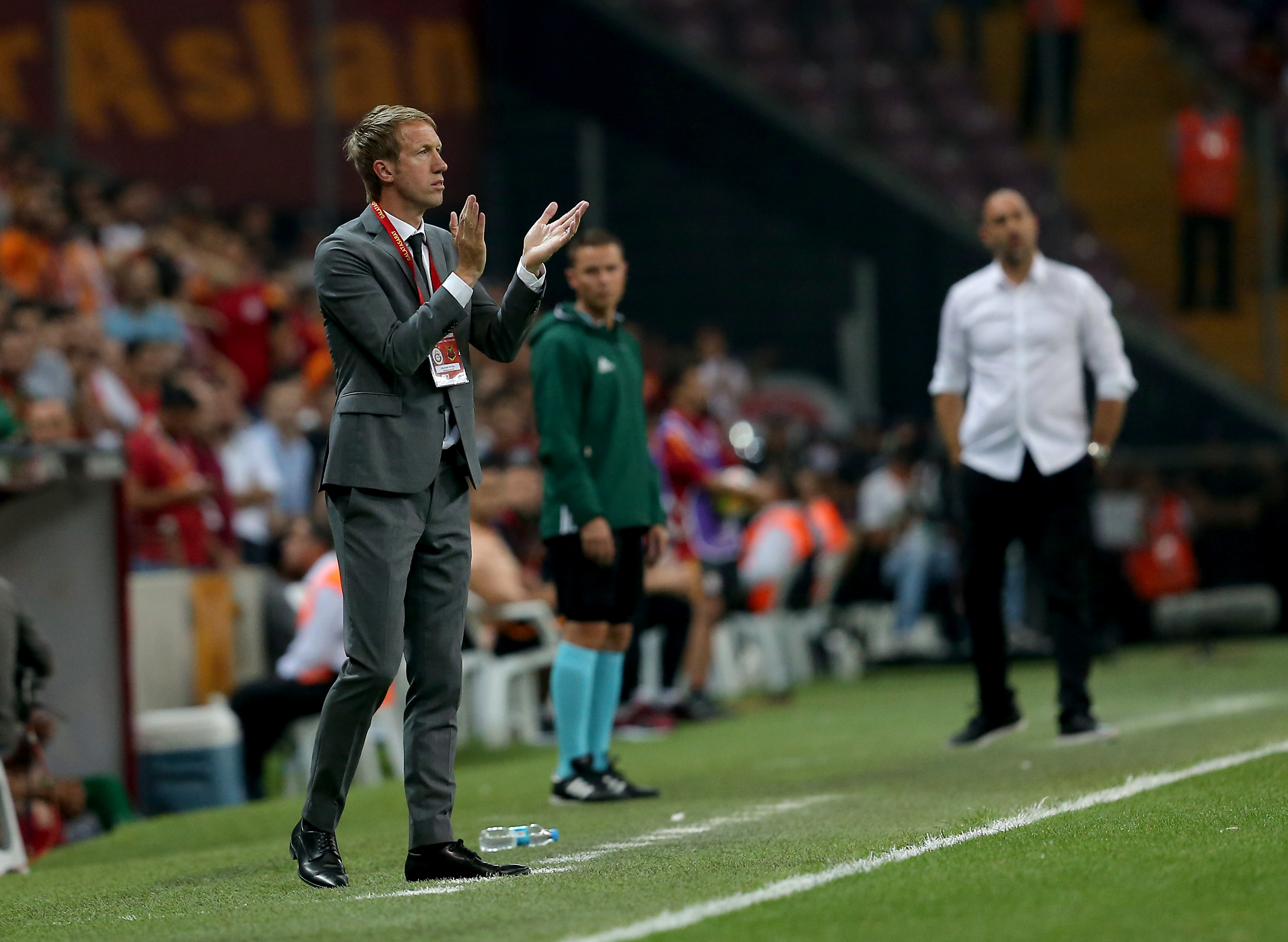 Ostersunds Galatasaray Graham Potter
