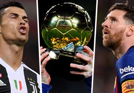 Reports claim no Ronaldo or Messi in Ballon d'Or final three