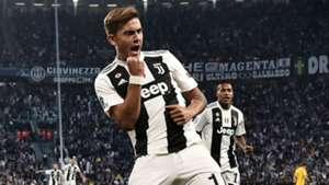 Dybala Juventus Young Boys Champions League