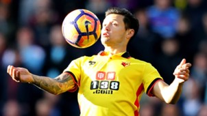 Mauro Zarate Watford Burnley 02042017