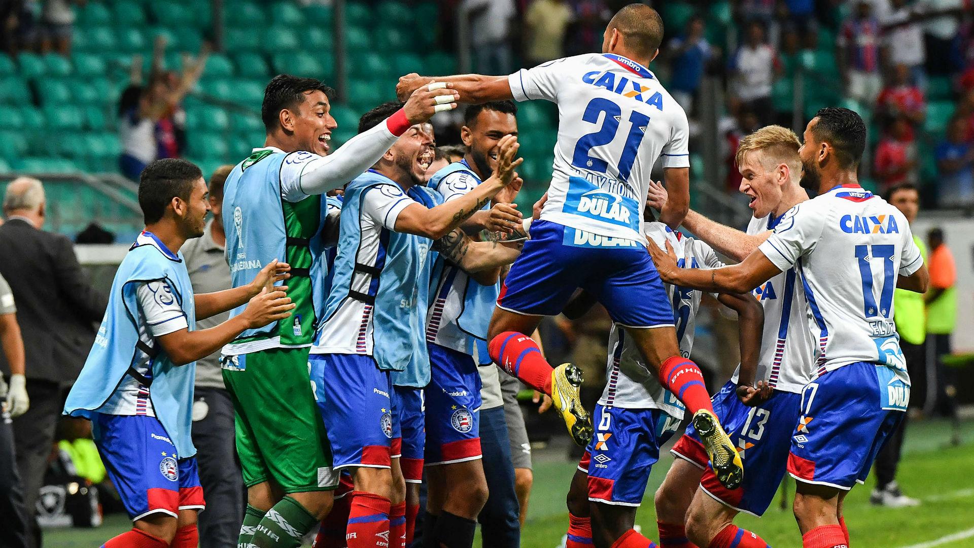 Bahia Botafogo Copa Sul-Americana 04 10 2018