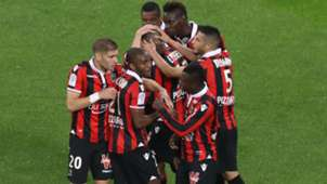 Mario Balotelli Valentin Eysseric Nice Bordeaux Ligue 1 02042017