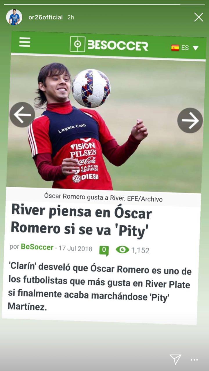 Oscar Romero captura