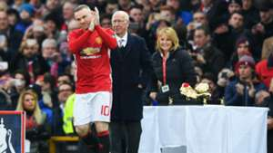 Wayne Rooney FA Cup Manchester United v Wigan