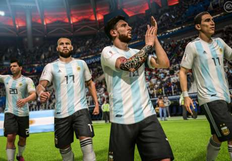 El videojuego oficial será una actualización de FIFA 18