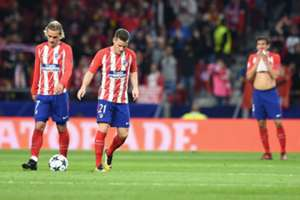 Atletico de Madrid Qarabag UCL 31102017