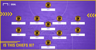 Predicted Kaizer Chiefs XI PS