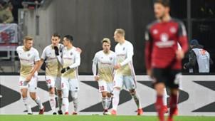 1. FC Nürnberg FC Ingolstadt 2. Bundesliga 1117