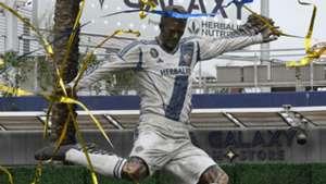 David Beckham statue LA Galaxy 2019