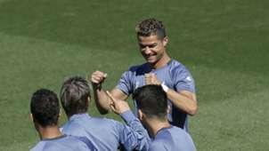 Cristiano Ronaldo Real Madrid 050917