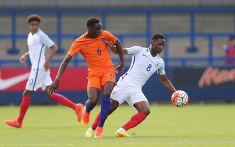 England U19 v Netherlands U19