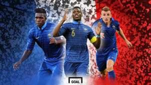 GFX Frankreichs U20 Weltmeister 2013