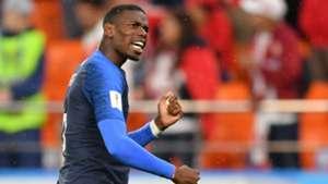 Paul Pogba France World Cup 2018
