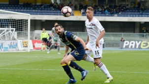Chievo Palermo Serie A