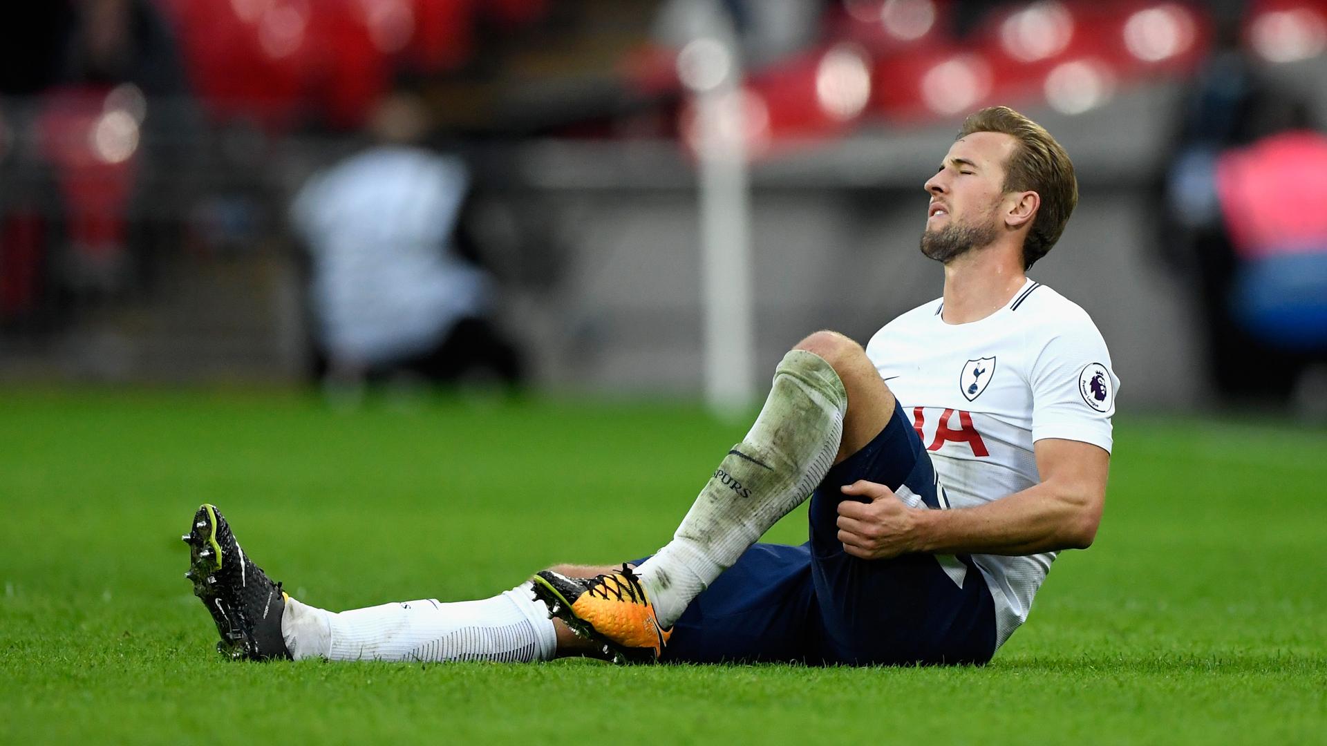 Harry Kane Tottenham Hotspur FC Liverpool Premier League 26102017