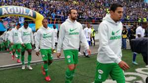 Atlético Nacional Millonarios Liga Águila 2019