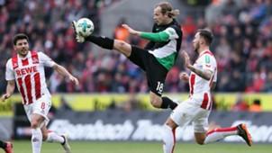 Iver Fossum 1 FC Koln Hannover 96 Bundesliga 17022018