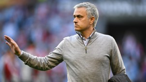 Jose Mourinho Celta Manchester United Europa League