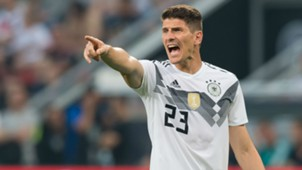 Mario Gomez Germany DFB