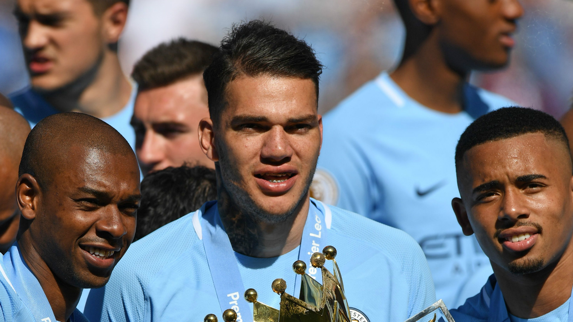 One-of-a-kind Ederson shows he is the future for Man City - Goal.com - 웹