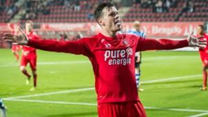 Tom Boere, FC Twente - FC Eindhoven, KNVB Beker 10242017
