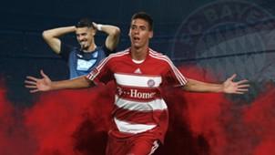 Sandro Wagner FC Bayern GFX