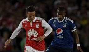 Santa Fe - Millonarios Copa Sudamericana 18092018