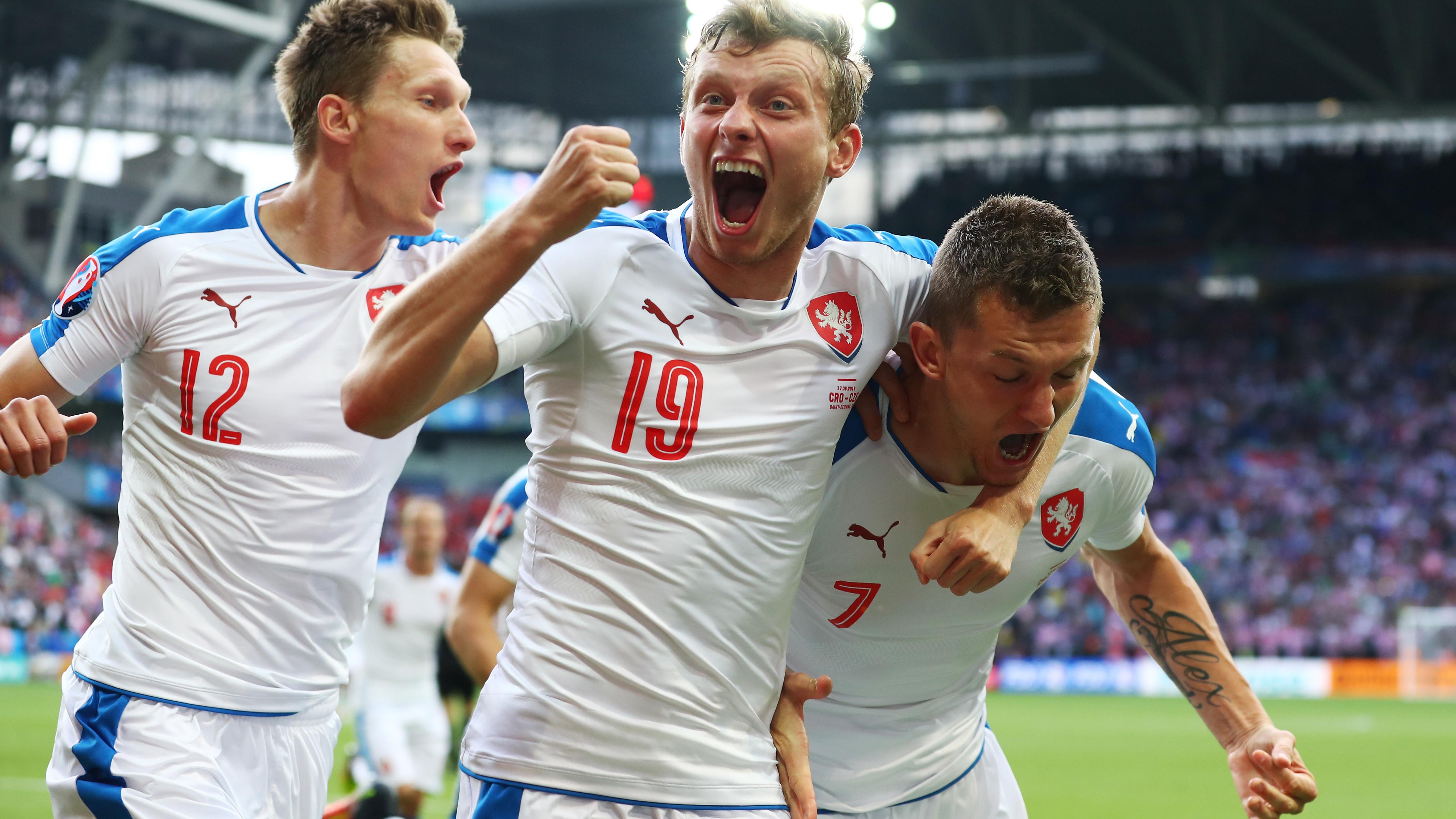 Czech Republic 2-2 Croatia