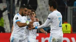 Dimitri Payet Marseille Athletic Bilbao Europa League 08032018