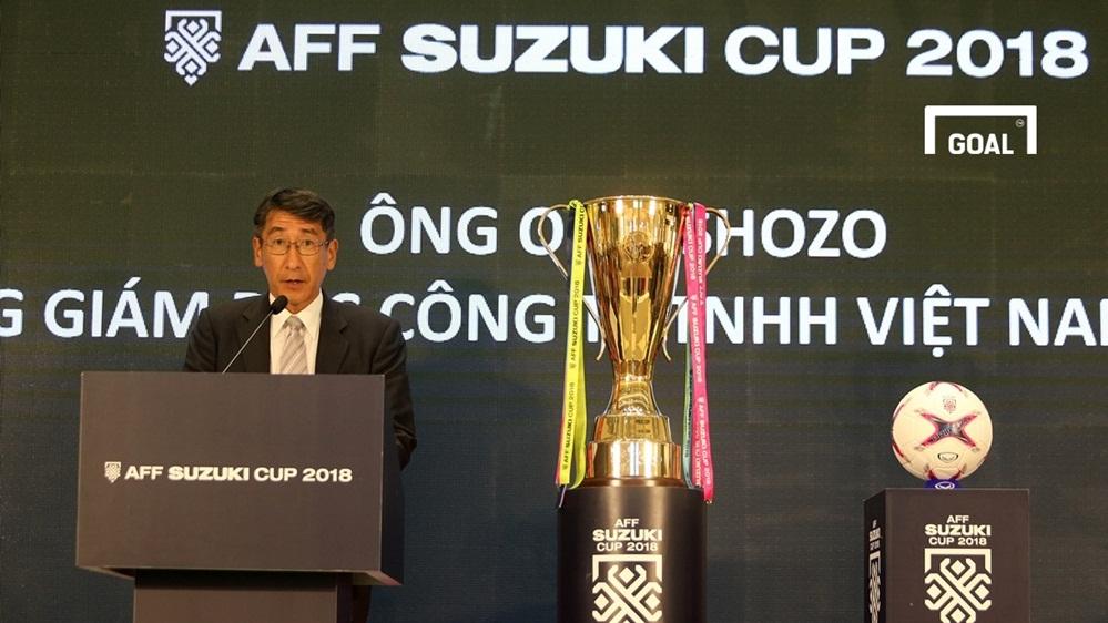 Sự kiện đón cúp vàng AFF Cup 2018