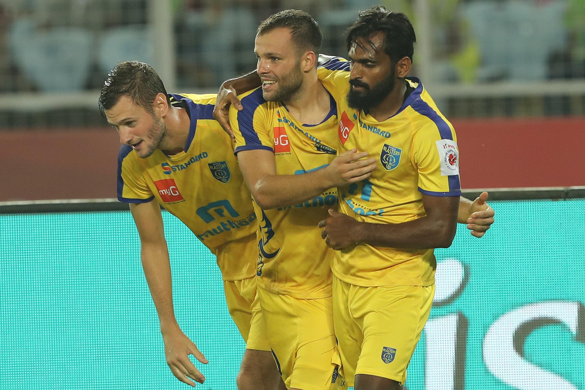 ATK Kerala Blasters ISL 2018-19