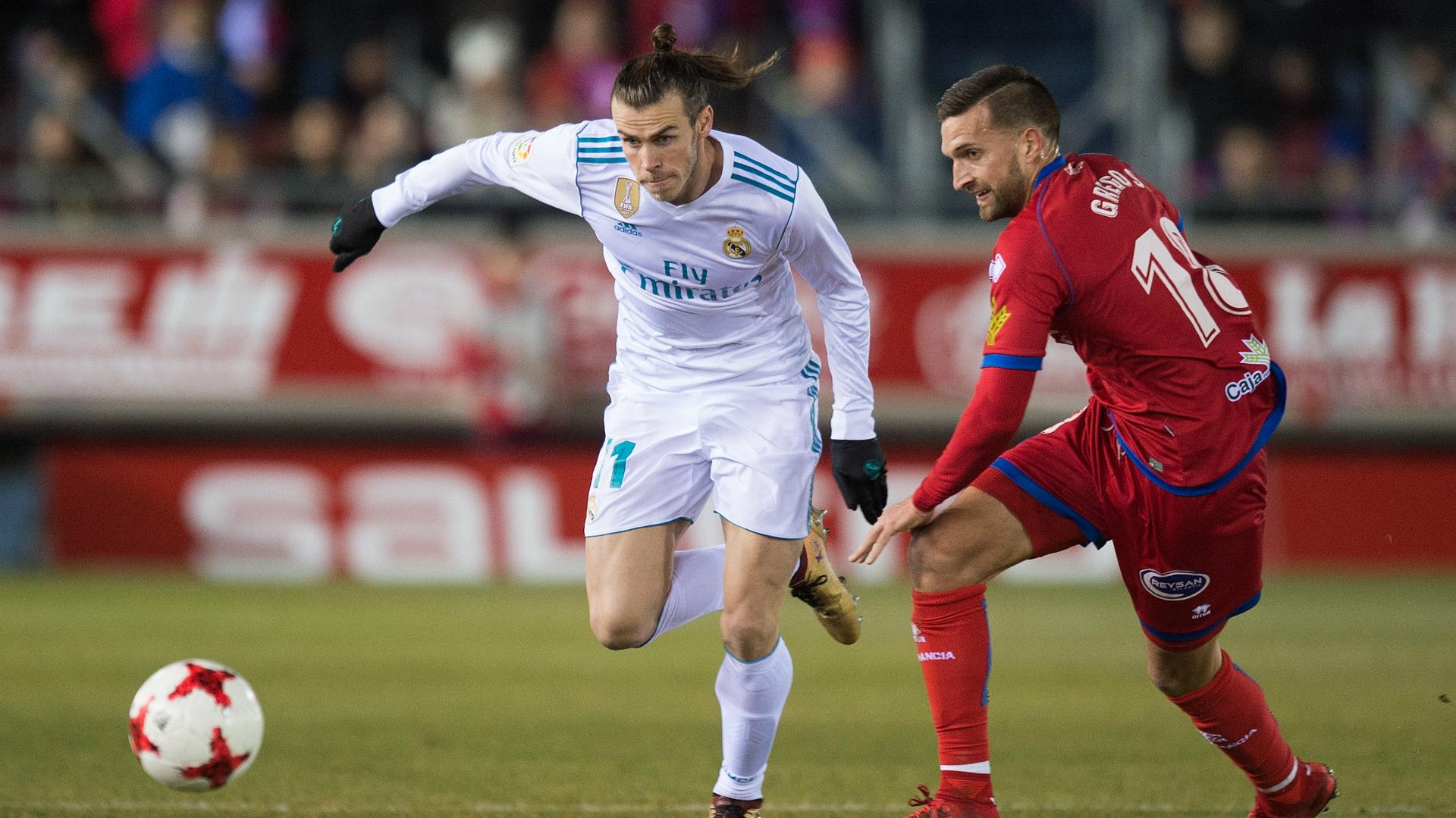 Gareth Bale Gregorio Sierra Real Madrid Numancia