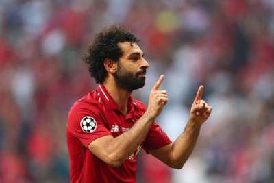 Salah liverpool tottenham ucl final