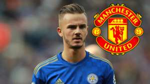 James Maddison Manchester United