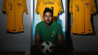 Massimo Luongo Socceroos 2018