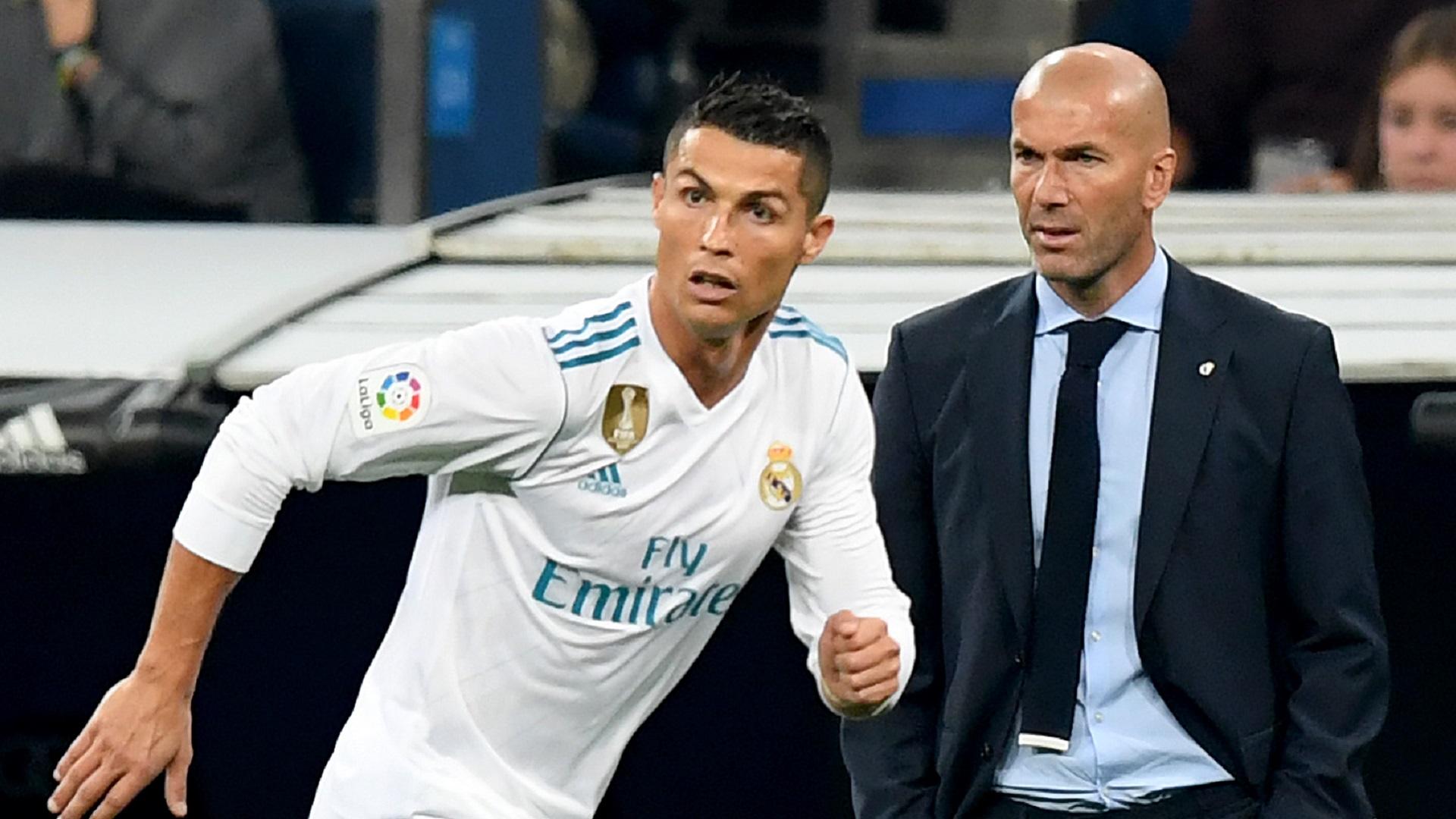 2017-12-09 Ronaldo Zidane