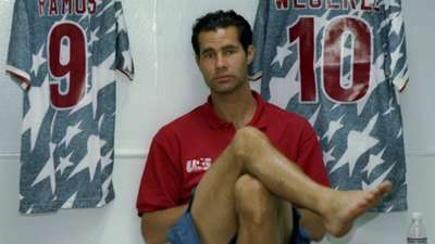 Roy Wegerle USA 1994