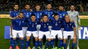 Italy lineup vs San Marino Friendly 31052017