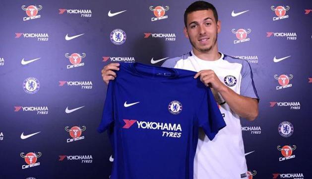 Kylian Hazard Chelsea