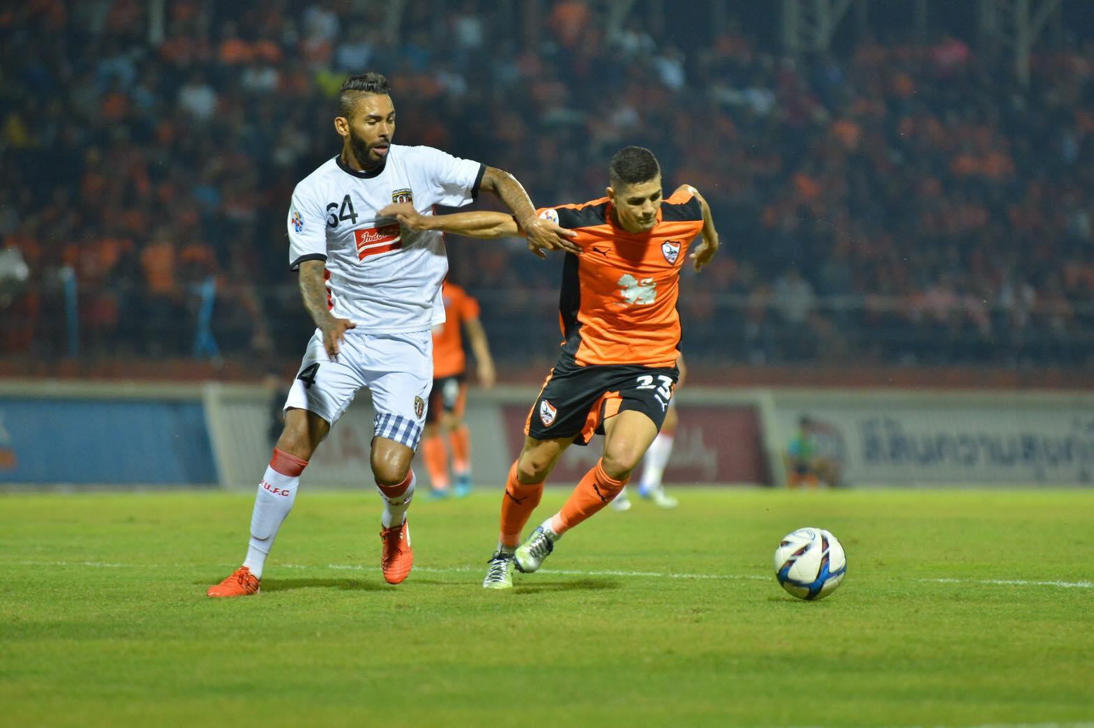 Singha Chiangrai United v Bali United