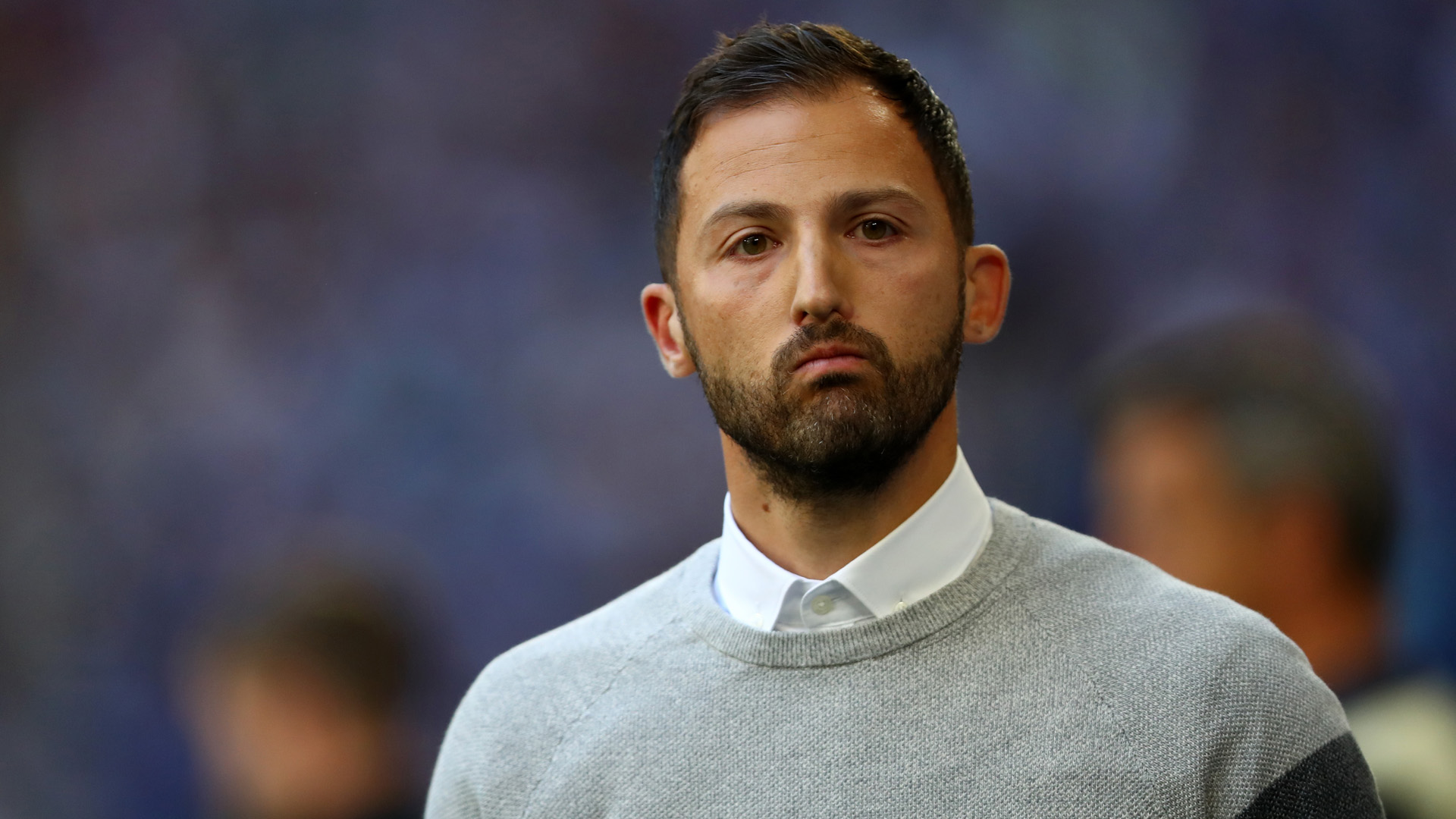 Domenico Tedesco Schalke 04 2018